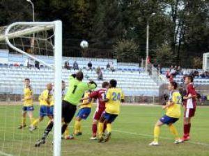 Liga a III-a: Rapid Suceava, victorie în 45 de minute