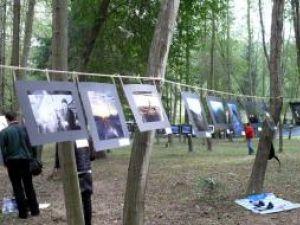 """Fotoclubul """"Fotografia"""" a prezenta printr-o expoziţie inedită, în Parcul Ariniş, peste 300 de fotografii"""