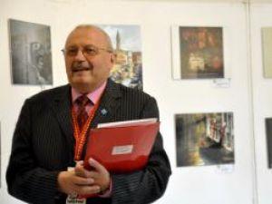 Preşedintele Asociaţiei Artiştilor Fotografi din România (AAFR), Ştefan Tóth