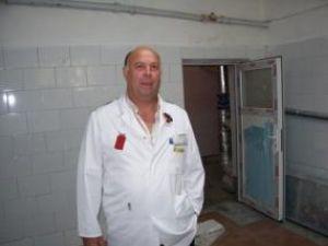 Managerul Spitalului Municipal din Câmpulung Moldovenesc, dr. Eugen Ciosnar