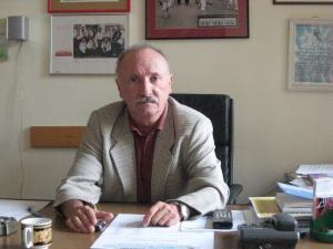 Petre Horvat, şeful Şcolii Populare de Arte