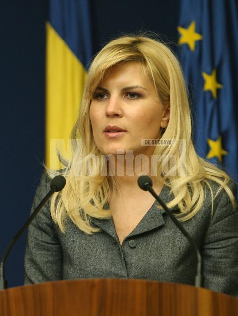 """Elena Udrea: """"Dorim foarte mult să impulsionăm procesul de reabilitare termică"""""""