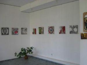 Expoziţia de grafică a artistei plastice Loredana Grigoraş