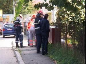 După incident, un echipaj E.ON Gaz a intervenit pentru a remedia avaria, iar pompierii au asigurat zona