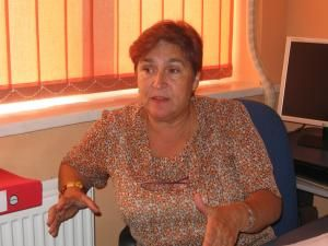 """Ana Ionescu: """"Până la ora actuală, la Spitalul Suceava s-au dat toate sporurile, salariile şi tichetele de masă, nu au fost nici măcar întârzieri"""""""