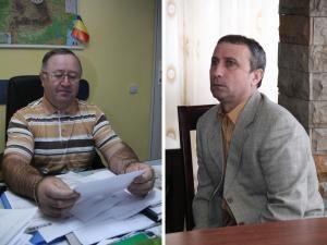 Ruptura dintre Aurel Daicu (stânga) şi Florin Cristescu (dreapta) pare iremediabilă