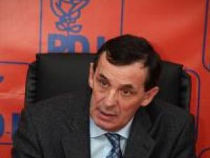 Vicepreşedintele Organizaţiei Judeţene a PD-L, deputatul Dan Gabriel Gospodaru