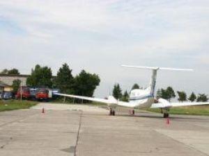Pe Aeroportul Salcea pot ateriza în prezent doar avioane cu o greutate de maxim 30 de tone