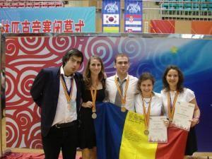 Echipa României la Olimpiada Internaţională de Astronomie şi Astrofizică