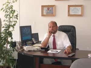 Aurel Olărean, primarul de Rădăuţi