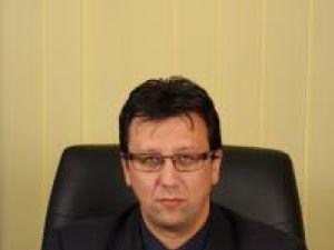 Petrică Ropotă, directorul Direcţiei Generale a Finanţelor Publice Suceava