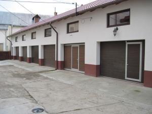Garaje modernizate la Rădăuţi