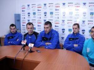 Handbaliştii suceveni speră să se întoarcă de la Sfântu Gheorghe cu ambele puncte puse în joc
