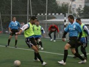 Meciurile etapei a doua a Campionatului Municipal au adus o ploaie de goluri