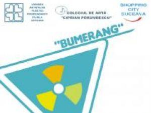 """La City Gallery: Expoziţia de design """"Bumerang"""""""