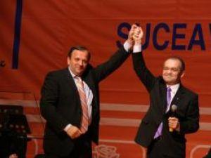 Alegeri: Gheorghe Flutur reconfirmat la şefia organizaţiei judeţene a PD-L