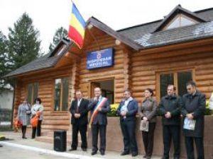Primul dispensar medical din comuna Mitocu Dragomirnei, care va deservi 5.000 de oameni, a fost inaugurat sâmbătă
