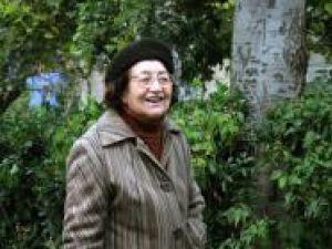 Elena Băsescu, mama şefului statului avea 82 de ani şi locuia în Constanţa. Foto: MEDIAFAX