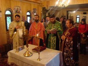 """Prima şcoală duminicală, inaugurată la Biserica misionară ucraineană """"Sf. Petru şi Pavel"""" din Suceava"""