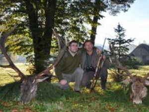 Vânătorii de cerbi