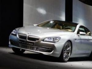 BMW Seria 6 Coupe Concept