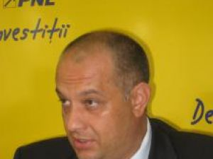 Preşedintele Organizaţiei Judeţene Suceava a PNL Suceava, Alexandru Băişanu