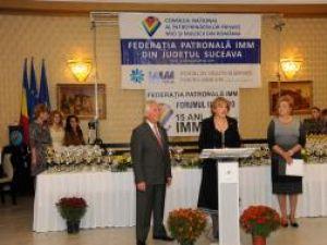Firme din judeţul Suceava, premiate la sfârşitul săptămânii trecute de filiala suceveană a Federaţiei Patronale a Întreprinderilor Mici şi Mijlocii