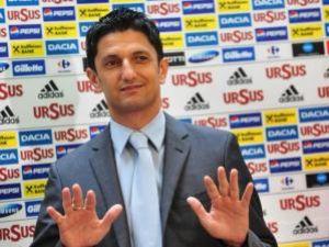 În ciuda rezultatelor modeste, Răzvan Lucescu a primit credit în continuare din partea conducerii FRF