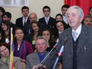 """Conf. Dr. Ing. Şerban Dragoş-Radu, """"seniorul colegiului"""""""