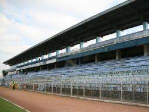 La ultimul meci de pe teren propriu, cu liderul la zi al Seriei I a Ligii a III-a, tribunele stadionului Areni au fost pustii