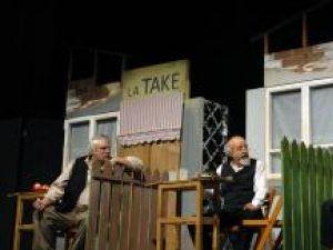 Take, Ianke şi Cadîr, pe scena suceveană