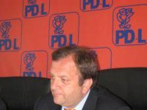 """Gheorghe Flutur """"Îi sugerez lui Aurel Olărean să discute mai întâi în partid şi nu în presă"""""""