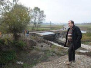 """Gheorghe Flutur: """"Am verificat lucrările la drumul Costîna-Todireşti-Comăneşti-Pîrteşti-Cacica pe care îl modernizăm pe bani europeni"""""""