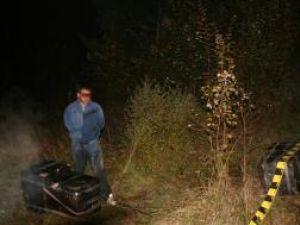Doi dintre cei şapte cărăuşi  care au fost prinşi de poliţiştii de frontieră