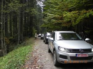 Volkswagen Touareg eXperince Tour
