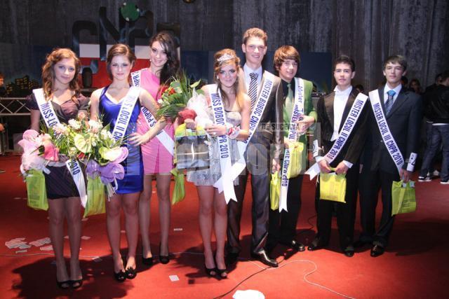 Premianţii Balului Bobocilor CNPR 2010