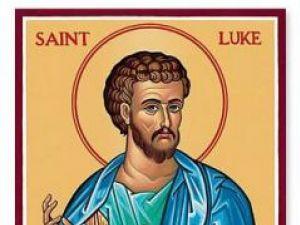 Calendar ortodox: Sfântul Luca, evanghelistul pildelor
