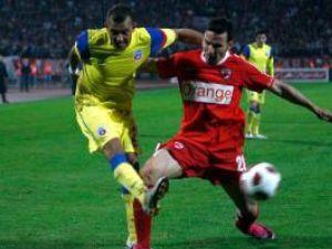 Dinamo a câştigat norocos meciul cu Steaua după cinci partide în care cucerise un singur punct