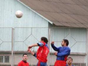 Primele două clasate din Seria a II-a, Moldova Drăguşeni şi Progresul Salcea, au remizat într-un meci cu patru goluri