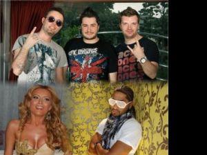 Connect-r, Elena Gheorghe şi Deepside Deejays vin în această săptămână la Balurile Bobocilor