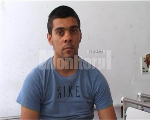 Marius Ionuţ Lucan a avut nevoie de 23-24 de zile de îngrijiri medicale