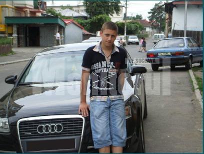 Iustin Iulian Scutaru, din Fălticeni, rămâne în continuare după gratii