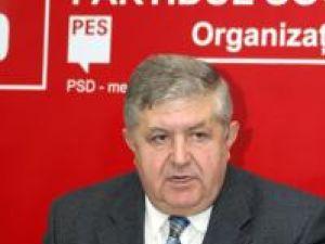 """Gavril Mîrza: """"Moţiunea va trece pentru că este o moţiune populară, susţinută de peste trei milioane de români care au semnat listele PSD"""""""