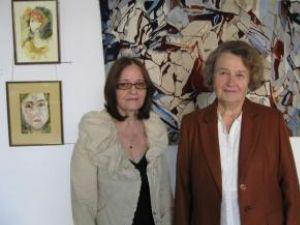 O diada artistica - Eugenia Goras si Georgeta Gheorghiu