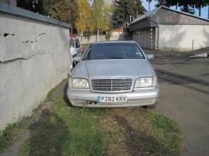 Autoturismul Mercedes 280S a fost indisponibilizat la sediul Poliţiei Rădăuţi