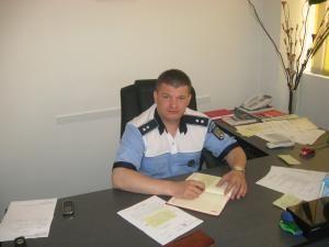 Comisarul Sfichi a fost amendat cu 500 de lei pentru că nu s-a prezentat la un proces în care are calitatea de martor