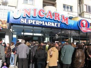 Deschiderea oficială a magazinului UNICARM din Gura Humorului