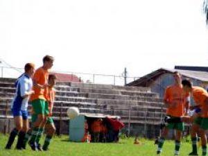 Liga a IV-a, juniori: Gura Humorului a reuşit scorul etapei