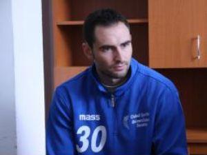 Ciubotariu a lipsit motivat de la meciurile amicale cu Olympus Chişinău