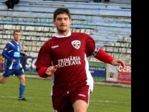 Romaniuc a părăsit echipa ceferistă